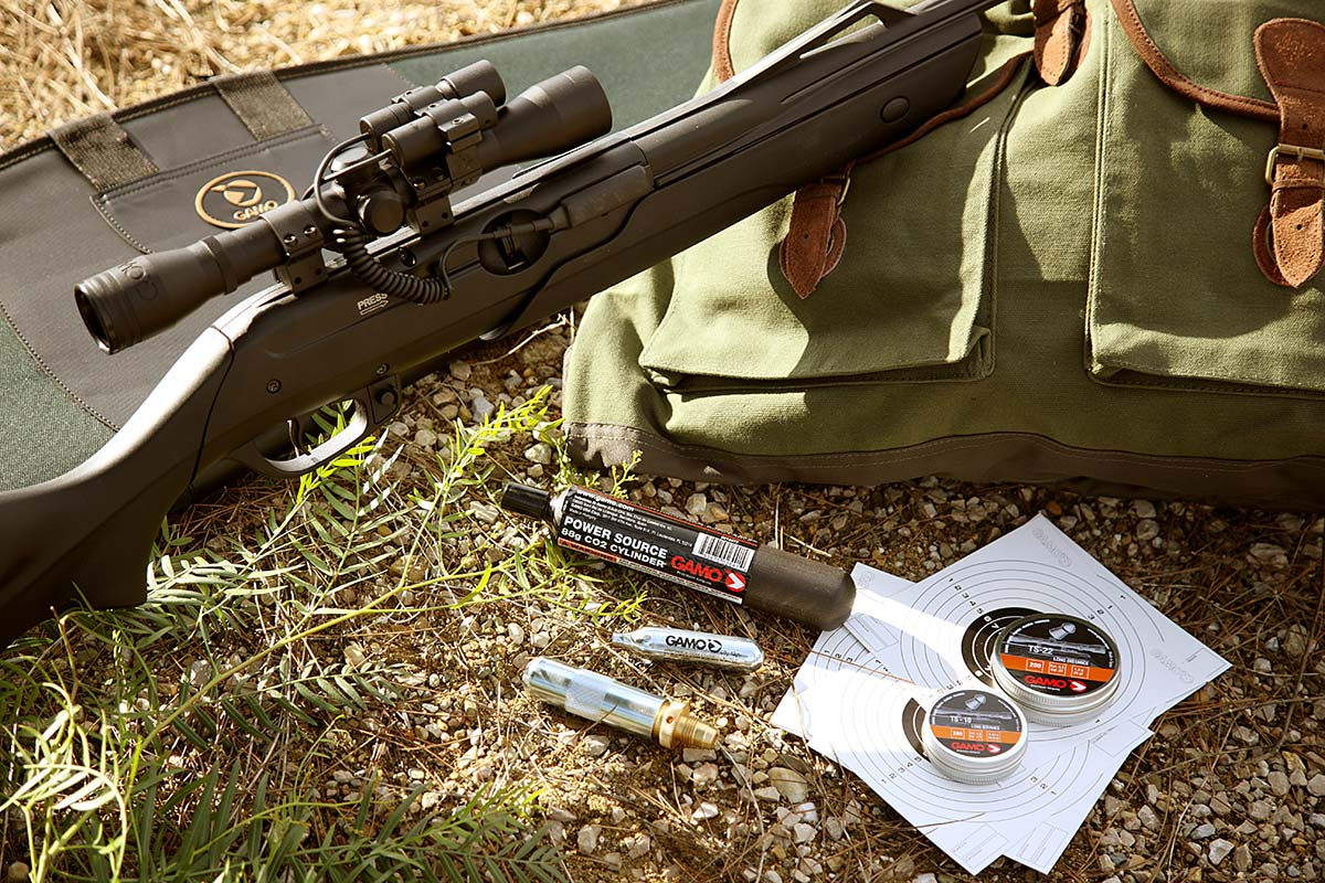 Airguns vs Firearms: determining similarities and differences between both formats.